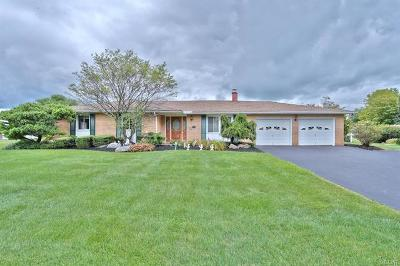 Allentown City Single Family Home Available: 123 Lone Lane