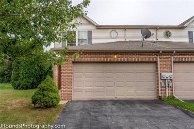 Macungie Borough Single Family Home Available: 2902 Sequoia Drive