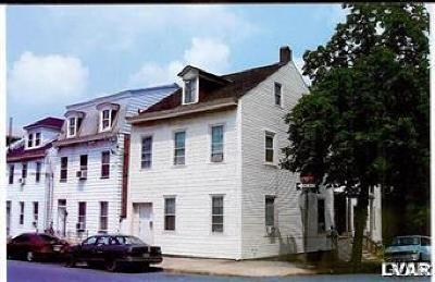 Multi Family Home Available: 801 Ferry Street