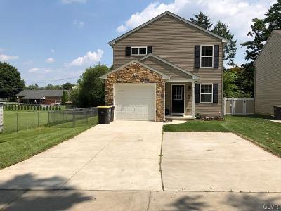 Single Family Home Available: 1345 North Leh Street