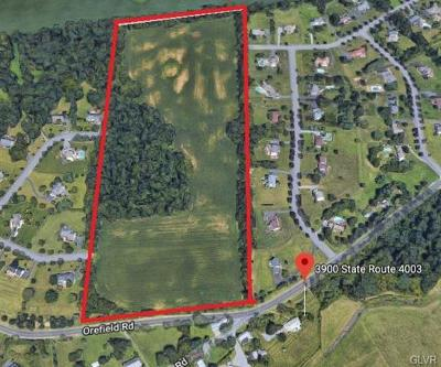 Residential Lots & Land Available: 3900 Orefield Road