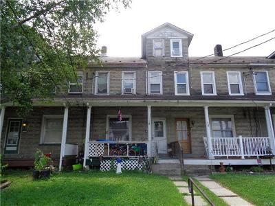 Multi Family Home Available: 522 Broad Street