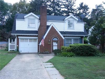 Emmaus Borough Single Family Home Available: 102 Fox Street