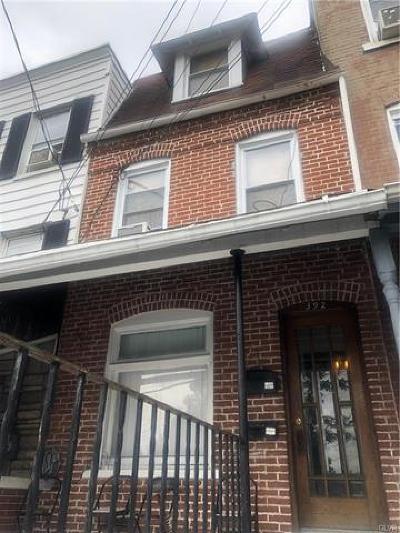 Multi Family Home Available: 392 Tilghman Street