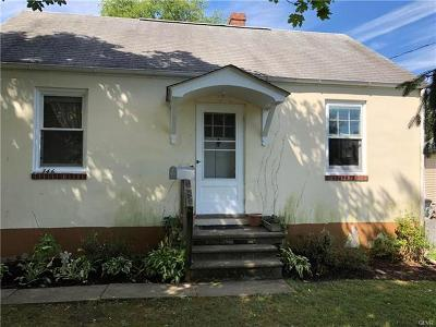 Coopersburg Borough Single Family Home Available: 346 North 5th Street