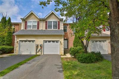 Macungie Borough Single Family Home Available: 6913 Hunt Drive