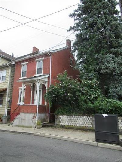 Single Family Home Available: 1142 Mechanic Street