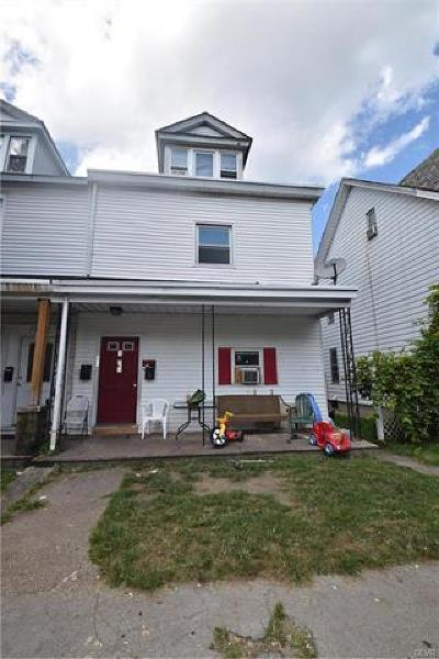 Multi Family Home Available: 1325 Washington Street