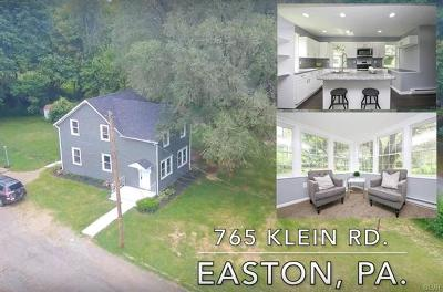 Single Family Home Available: 765 Klein Road