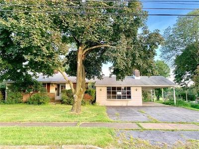 Single Family Home Available: 2552 South Street