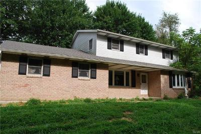 Coopersburg Borough Single Family Home Available: 6545 Walnut Lane