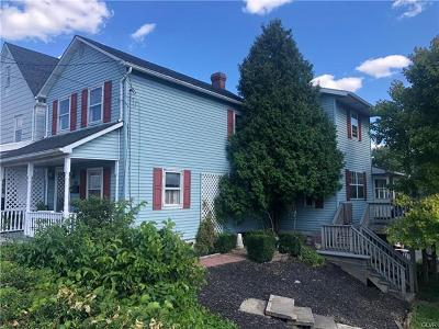 Single Family Home Available: 169 Spring Street