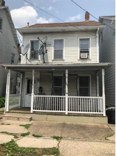 Multi Family Home Available: 481 West Berwick Street