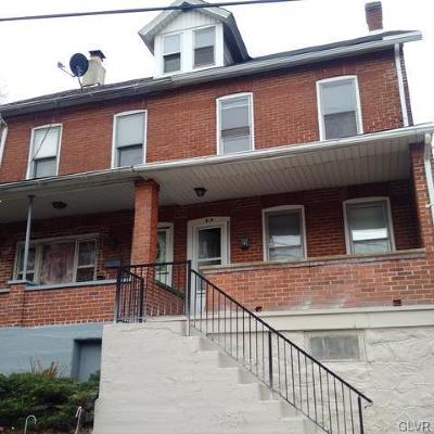 Multi Family Home Available: 818 Atlantic Street