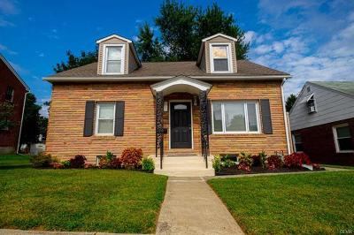 Emmaus Borough Single Family Home Available: 23 Elm Street