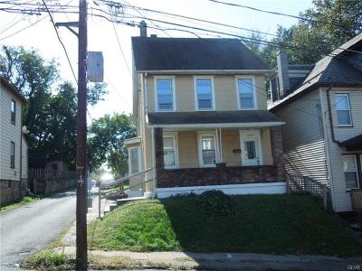 Single Family Home Available: 1134 Jackson Street