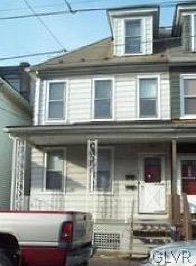 Multi Family Home Available: 135 South 14th Street