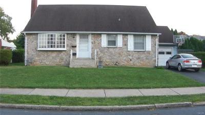 Allentown City Single Family Home Available: 1334 Nevada Street