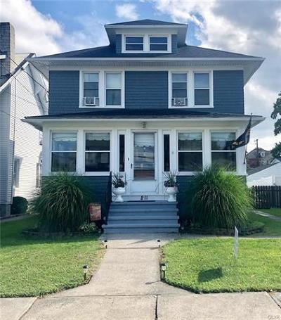 Single Family Home Available: 211 Mauch Chunk Street