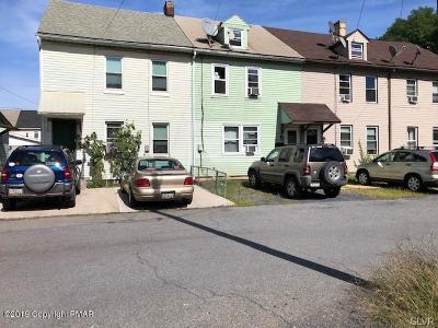 Palmerton Borough PA Single Family Home Available: $98,500