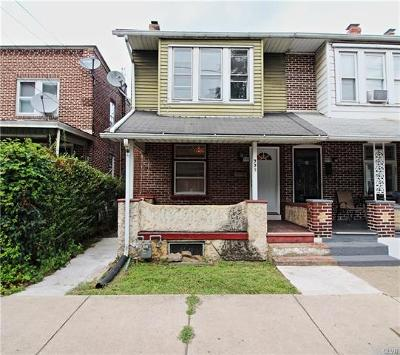 Multi Family Home Available: 935 South Filmore Street