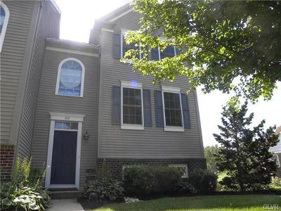 Emmaus Borough Single Family Home Available: 812 Walnut Street