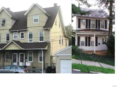 Multi Family Home Available: 418 Pierce/Montclair Street