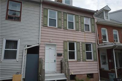 Easton Single Family Home Available: 1037 Ferry Street