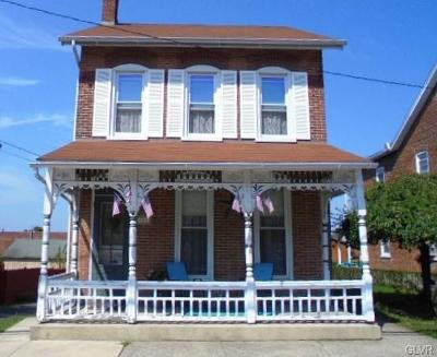 Emmaus Borough Single Family Home Available: 561 Broad Street