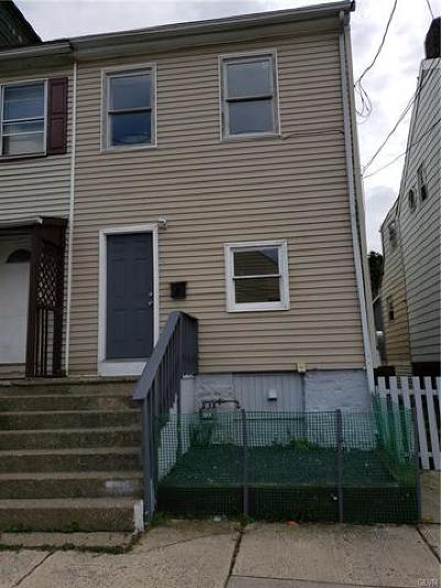 Single Family Home Available: 906 Butler Street