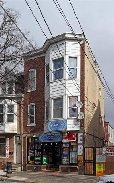 Multi Family Home Available: 335 Ridge Avenue