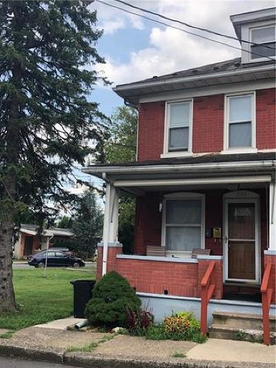 Single Family Home Available: 260 West Milton Street