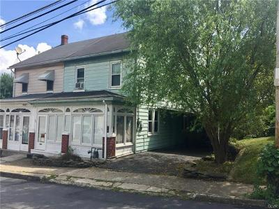 Single Family Home Available: 114 Spring Street