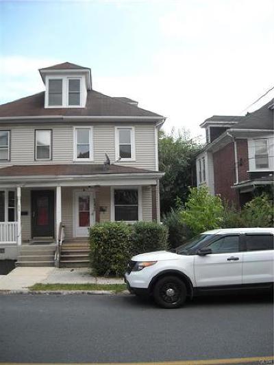 Single Family Home Available: 2252 Freemansburg Avenue