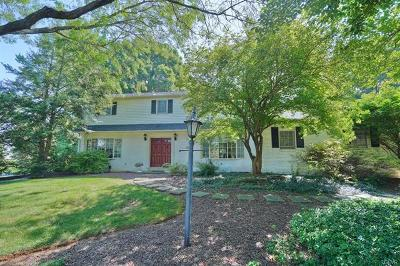 Allentown City Single Family Home Available: 1215 Caroline Road