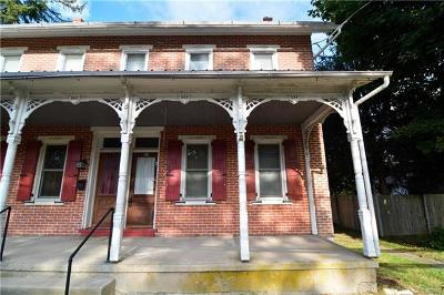 Coopersburg Borough Single Family Home Available: 130 South Main Street