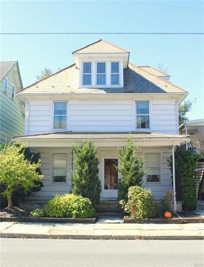 Northampton Borough Single Family Home Available: 1352 Main Street