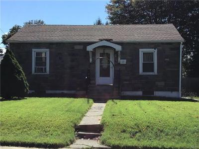 Allentown City Single Family Home Available: 342 West Lexington Street