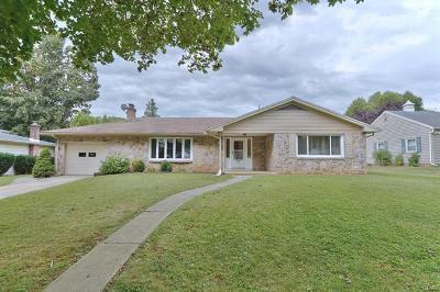 Single Family Home Available: 1020 North Main Street