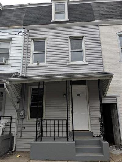 Single Family Home Available: 335 North 2nd Street