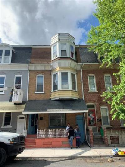 Multi Family Home Available: 1107 West Turner Street