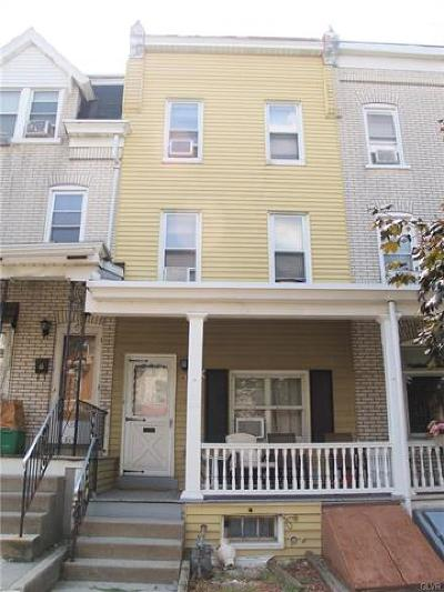 Single Family Home Available: 632 North 16th Street