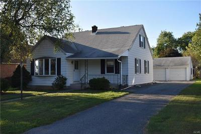 Single Family Home Available: 2617 West Columbia Street