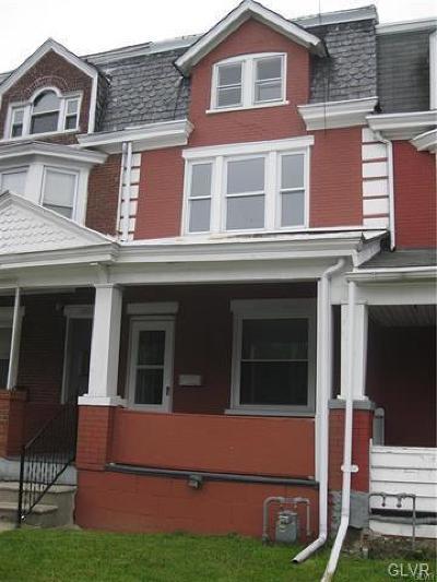 Single Family Home Available: 458 Hanover Avenue