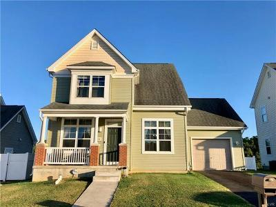 Allentown City Single Family Home Available: 248 East Howe Street