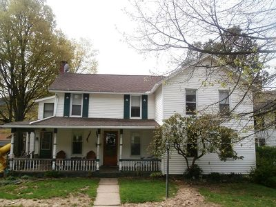 Emporium PA Single Family Home For Sale: $67,500