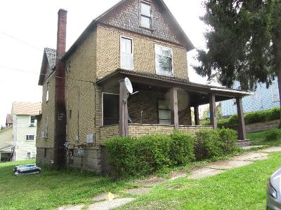 Kane PA Single Family Home For Sale: $10,000