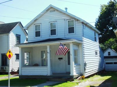 McKean County Single Family Home For Sale: 95 School Street