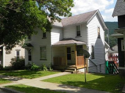 Emporium PA Single Family Home For Sale: $59,900