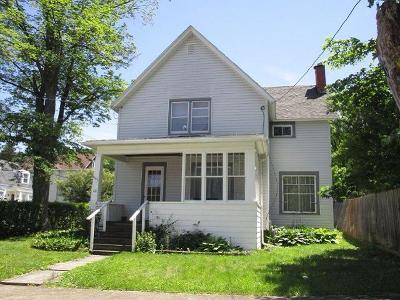 Bradford Single Family Home For Sale: 88 Rockland Avenue